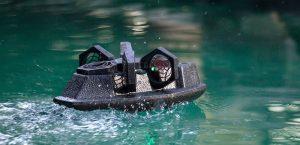 Makeblock Airblock hovercraft