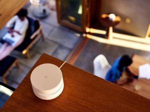 Google Wifi overal in huis
