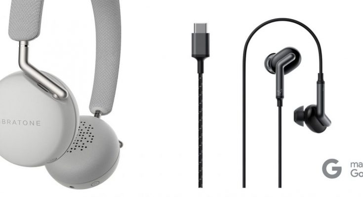 Libratone hoofdtelefoon on-ear in-ear made for google