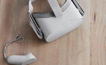 Oculus Go met remote