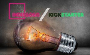 Indiegogo vs Kickstarter