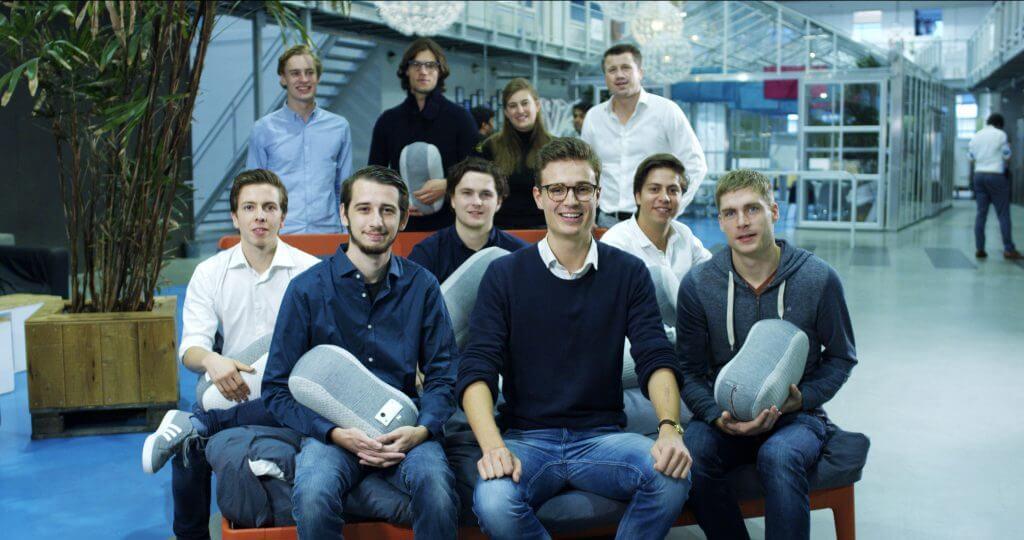 Somnox Auping team